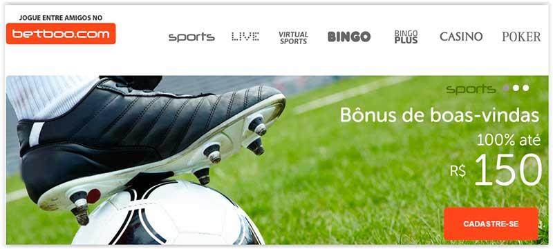 Sites de apostas online futebol