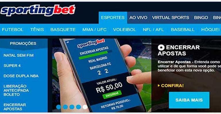 sportingbet um dos melhores sites de apostas