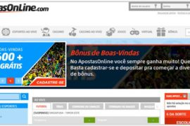 Apostas esportivas online gratis