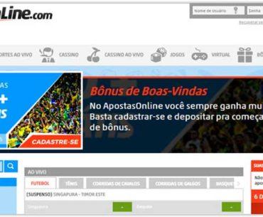 Bônus do Apostas Online