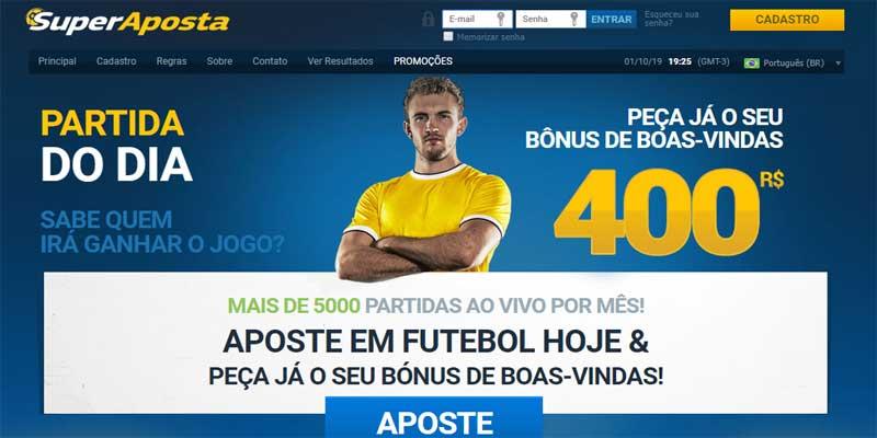 Site de apostas portugues