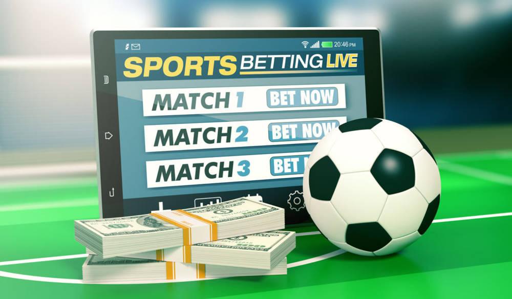 Jogo de apostas de futebol online